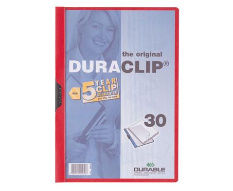 DuraClip Klemm-Mappe-1