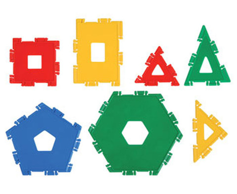 Xeo Geometriebaukasten Klassensatz-1