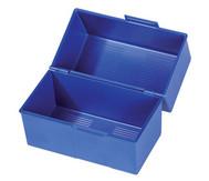 Karteikasten DIN A6, blau