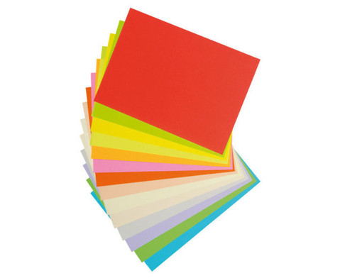 Farbiges Kopierpapier DIN A4 500 Blatt-2