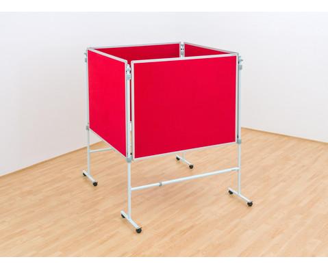 Stellwand-Cart Sparset Quadrat-1