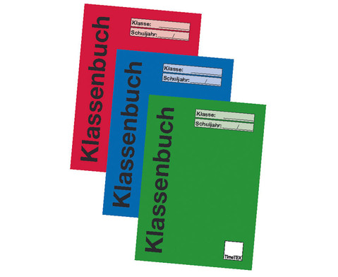 Klassenbuch Format A4 Plus-1