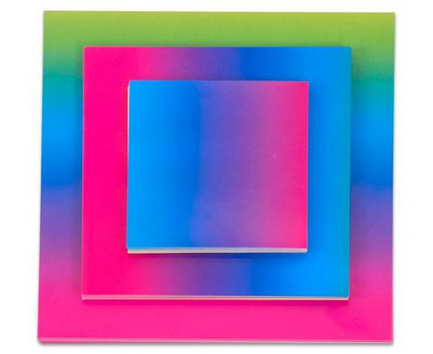 Faltblaetter Regenbogen-Papier 110 g-m2