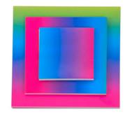Faltblätter, Regenbogen-Papier, 110 g/m2
