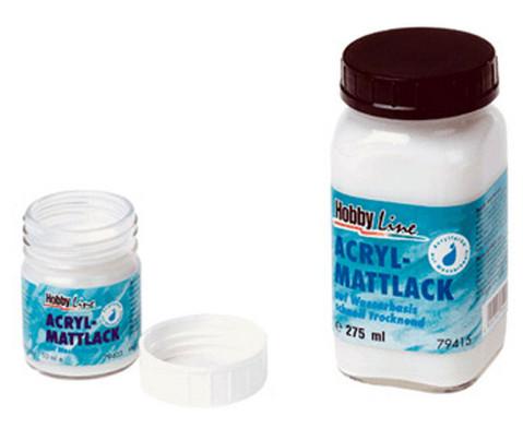 Acryl-Seidenmattlack auf Wasserbasis