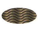 3D-Color-Wellpappe gold und silber-1
