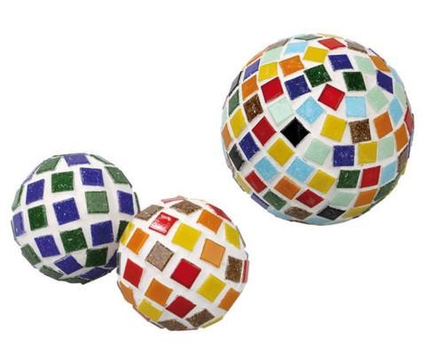 Bunte Mosaik-Glassteine 1 kg-3