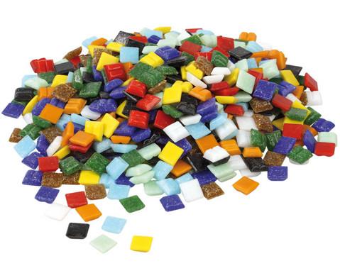bunte Mosaik-Glassteine 1 kg-1