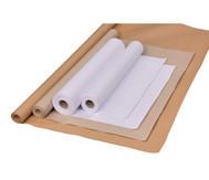 Packpapier-Rollen