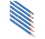 12 Bleistifte Stärke 8B