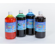 AquaTint - Hochpigmentierte, flüssige Wasserfarbe