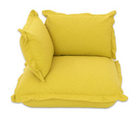 Tom Tailor CUSHION Eckelement, schwer entflammbar