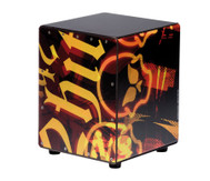 Cool Cajon Hells Kitchen, groß