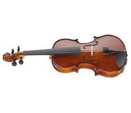 Geige Vollmassiv in 4 Größen