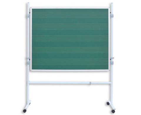 Einhaengetafel mit Notensystemen gruen-4