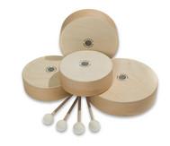 Holz-Tamburine