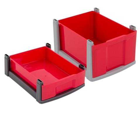 Flexeo Boxen zum Kombinieren
