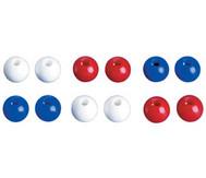 Betzold Beutel mit je 100 Perlen
