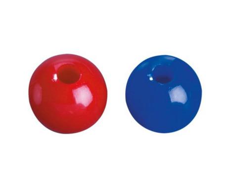 Beutel mit je 50 Perlen  22 mm Bohrung 7 mm-1