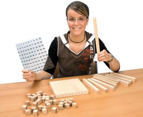 Riesen-Zehnersystemsatz aus Holz-3