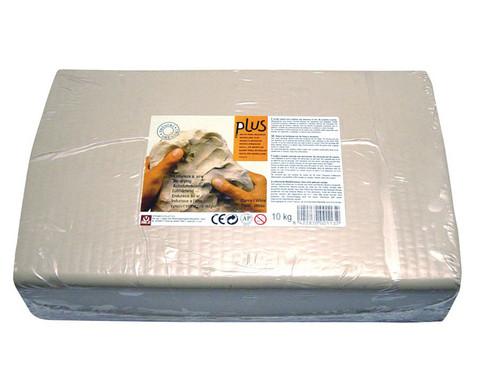 PLUS Modelliermasse lufttrocknend 10 kg
