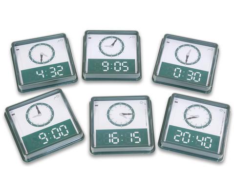 Uhrzeiten erkennen und benennen-1