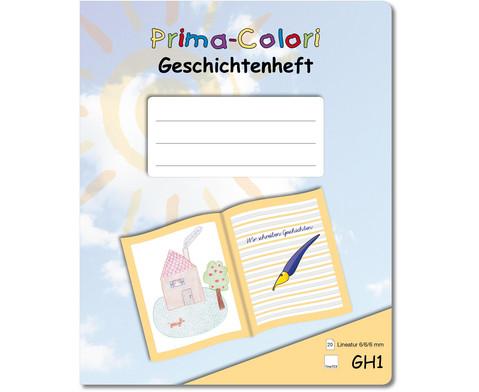 Prima-Colori Geschichtenhefte 5er-Sets-2