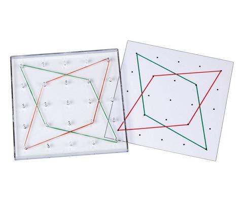 Geometrie-Board F-1