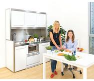 Komplett-Set Miniküche Premium Valente