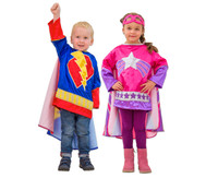 Superhelden-Kostüm