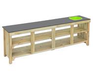 """Spieltisch """"Actiplay"""" mit HPL-Oberfläche"""