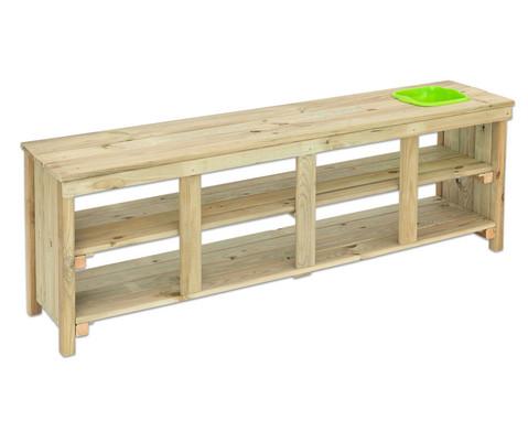 Spieltisch Actiplay mit Holzoberflaeche