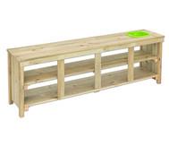 """Spieltisch """"Actiplay"""" mit Holzoberfläche"""