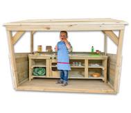 Rollenspielcenter mit Kinderküche