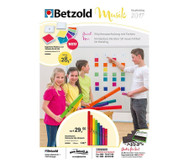 Betzold Musik Hauptkatalog 2017