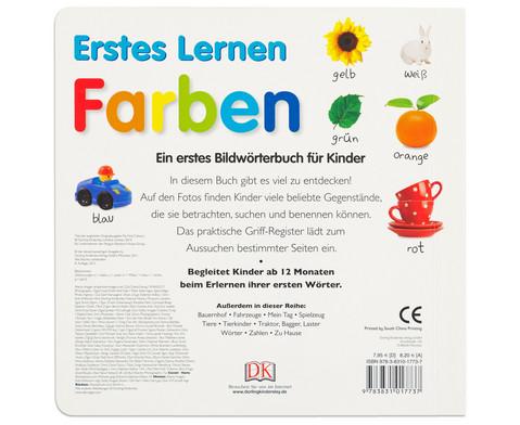 Buch Erstes Lernen - Farben-2