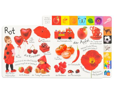 Buch Erstes Lernen - Farben-7