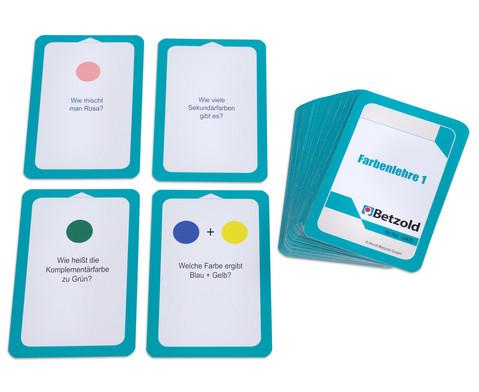 Farbenlehre 1 - Kartensatz fuer den Magischen Zylinder-2