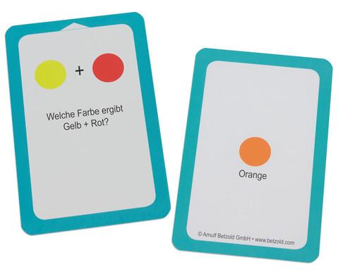 Farbenlehre 1 - Kartensatz fuer den Magischen Zylinder-4