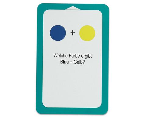 Farbenlehre 1 - Kartensatz fuer den Magischen Zylinder-6