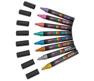 POSCA Metallicfarben-Set mit konischer Spitze