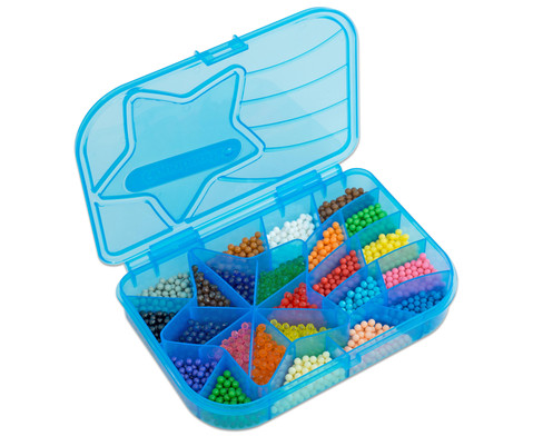 Aquabeads - Maxi Nachfuellbox 2400 Perlen-1