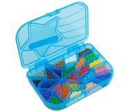 Aquabeads - Maxi Nachfüllbox. 2400 Perlen