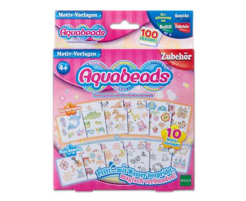 Aquabeads - Motiv-Vorlagen 100 Designs
