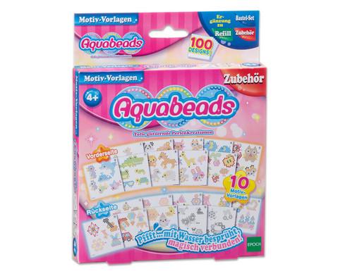 Aquabeads - Motiv-Vorlagen 100 Designs-2