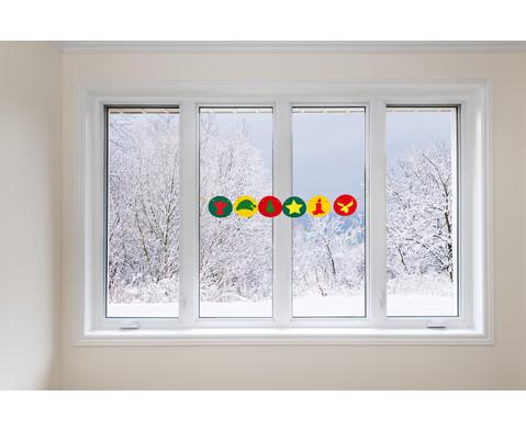 Girlande Weihnachten 6 Stueck-7