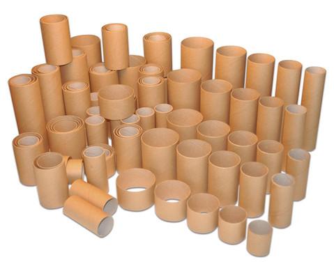 Papprollen-Set 100 Stueck