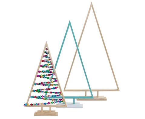 Weihnachtsbaeume 3er Set
