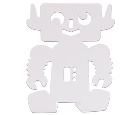 Stehende Roboter 24 Stueck aus Karton-4