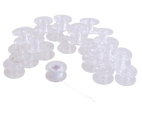 Spulenkapseln Set mit 25 Stueck-4
